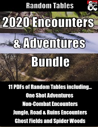 Bundle of Encounters & Adventures on DMs Guild