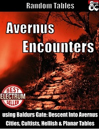 Avernus Encounters